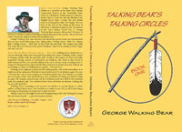 Book cover for Talking Bears Talking Circle Book One.